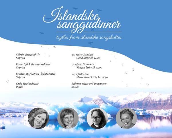 Islandsk-Norsk Forening i Sør Rogaland og Ryfylke